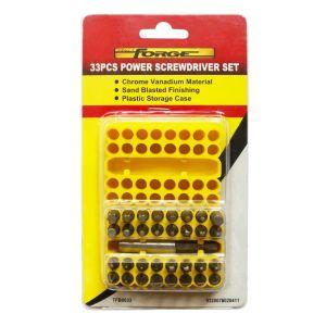 33PCS Power Tools Accessories Cr-V Electric Screwdriver Bits Set pictures & photos