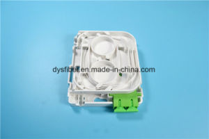 FTTH -022 Wall Mounted 2 Ports Fiber Optic Terminal Box for FTTH pictures & photos