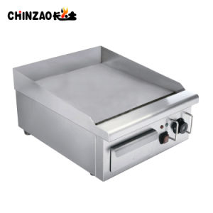 Professional Small Electric Griddle Teppanyaki Grill for Sale pictures & photos