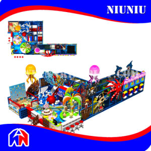 Indoor Playground Comprehensive Amusement Park for Kids pictures & photos