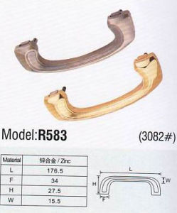 R 582 Colorful Hardware Copper Handle pictures & photos
