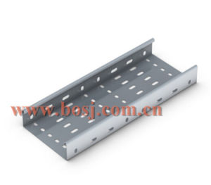Perforated Electro Cable Trunking Tray Factory Roll Forming Making Machine pictures & photos