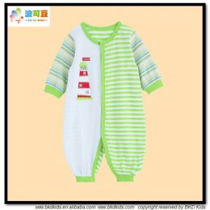 High Quality Baby Clothes Cotton Babies Jumpsuits pictures & photos