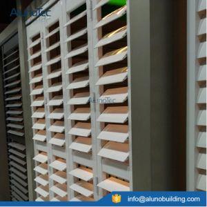Factory Direct 90mm Louver Folding Plantation Shutter pictures & photos