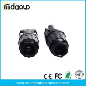 Male and Female Mc4 Connector for Solar System pictures & photos
