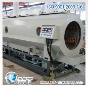 PVC Four Strand/Outlet Pipe Plastic Machine Twin Screw Extrusion pictures & photos