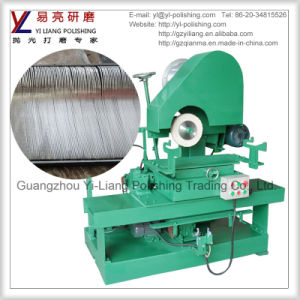 Single-Head Tableware Edge Polishing Grinding Machine pictures & photos