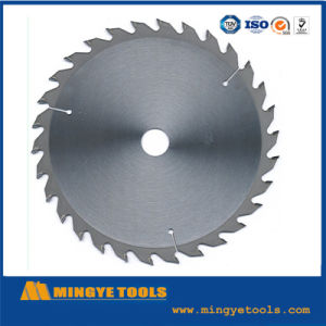 Tungsten Carbide Tipped Circular Saw Blades for Wood Cutting pictures & photos