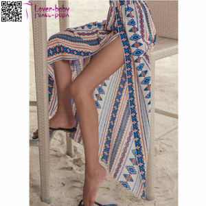 Chiffon Beach Skirt L532 pictures & photos