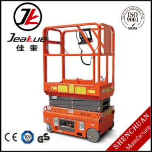 Full Electric Scissor Lift Aerial Work Platform pictures & photos
