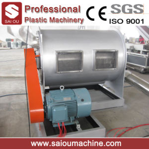 Ce SGS Professional Manufacture PP Film Recycling Line pictures & photos