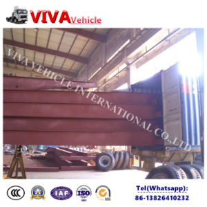 Trailer Main Beam/Chassis/Body for Truck Trailer Flatbed/Container