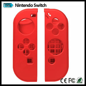 Nintendo Switch Anti-Slip Silicone Cover Skins, Protective Case for Joy-Con Controller with Thumb Grips Caps
