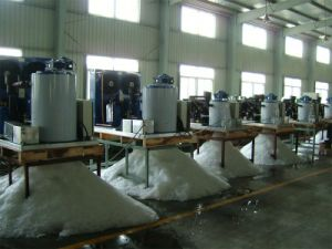 50ton Industrial Flake Ice Machine pictures & photos