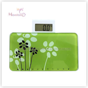 Hot Sale Glass+Plastic Electronic Scale (23*13*2.2cm) pictures & photos