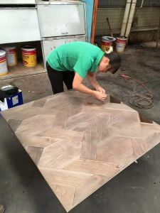 Custom-Made Super Parquet /Engineered Wood Flooring pictures & photos