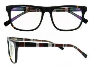 Fashion Wholesale Eyewear Optic Frame Fashion Naked Glasses Handmade Acetate Frame pictures & photos