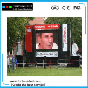 P8 Outdoor LED Display LED Matrix 32X16 RGB LED Advertising Display 8mm SMD Outdoor LED Display
