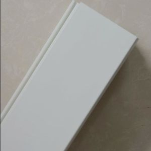 High Quality Best Price UPVC Profile and Plastic Profile pictures & photos
