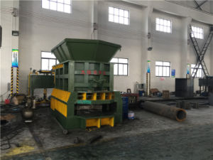 Ws-400 Automatic Metal Shearing Machine pictures & photos