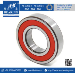 6011-2rz High Temperature Non-Contact Seal Deep Groove Ball Bearing pictures & photos