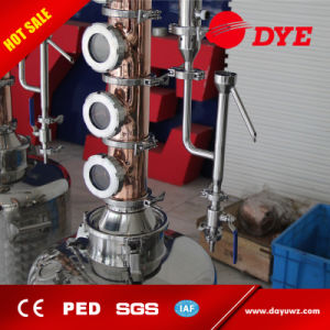 50L, 100L, 200L Stainless Steel Laboratory or Home Alcohol Distiller pictures & photos
