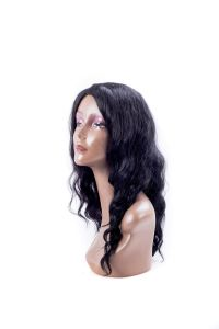 Fashion Synthetic Hair Full Lace Wig for Woman pictures & photos