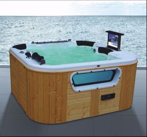 1900mm Square Outdoor SPA for 6 Persons (AT-9316) pictures & photos