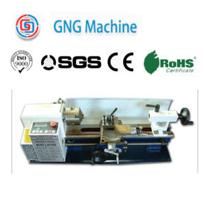 High Quality Mini Engingeers Hobby Metal Bench Lathe pictures & photos