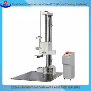 Electronic Package Bag Carton Box Drop Impact Testing Instrument pictures & photos
