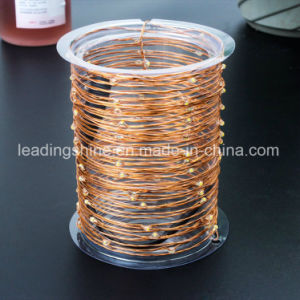 39.2FT 120 LEDs Copper Wire Remote Decor Rope Lights for Garden Home with UL Certified 12V Adapter pictures & photos