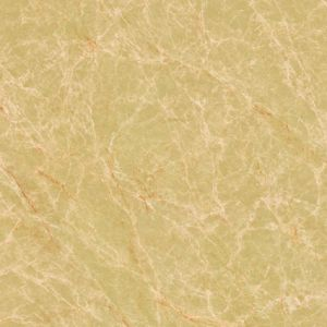 Rosin Yellow Series Glazed Polished Porcelain Floor Tile in Size 600X600 pictures & photos