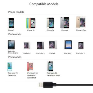 MFI Certified Lightning to USB Cable pictures & photos