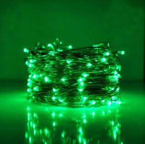 2 AA Battery Operated Waterproof Starry Rope Lights Outdoor Garden Xmas Wedding Christmas pictures & photos