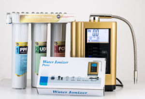 Display Temperature Intelligent Voice System Ionized Alkaline Water Ionizer pictures & photos