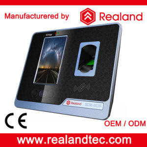 New Arrival Facial Recognition Fingerprint RFID Reader Time Attendance System