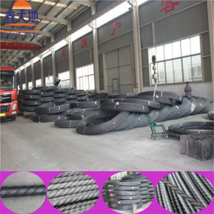 High Tensile Steel Strand Wire for Railway Sleeper pictures & photos