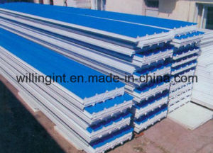 Best Selling Metal Sandwich Panel Color Steel EPS Sandwich Panel pictures & photos