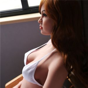 158cm Small Breast Pregnant Sex Doll with Real Sex Doll Pubic Hair pictures & photos