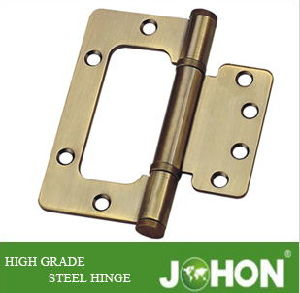 Steel or Iron Door Flush Hinge From Hardware Manufactory (100X75mm) pictures & photos