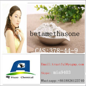 High Purity Betamethasone CAS: 378-44-9for Anti-Inflammatory and Anti-Allergy pictures & photos