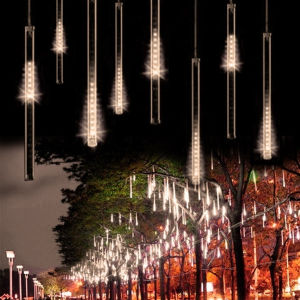 Double Sides Outdoor LED Christmas Meteor Shower Light pictures & photos