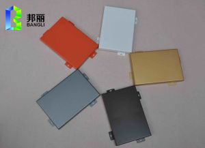 Colorful Coating Aluminum Panel Building Material Ap Manufacturer From China pictures & photos