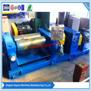 Two Roller Open Mixing Mill Machine (XK-450) pictures & photos