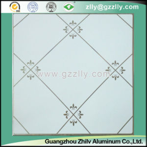 Simple and Decent Polymeric Ceiling -Diagonal Diamond pictures & photos