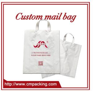 Custom Plastic Printed Logo Plastic Vest Bag pictures & photos