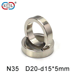 D20mm Excellent Magnetic Power Ring Magnetic Material pictures & photos