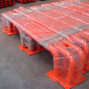 Steel Rack Frame Protector with Welded Pipe pictures & photos