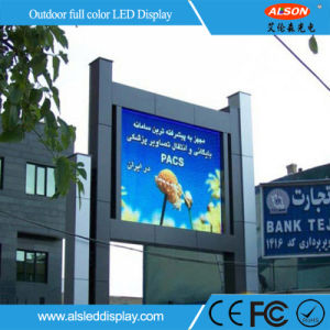 High Brightness Full Color P16 LED Outdoor Sign for Roadside pictures & photos