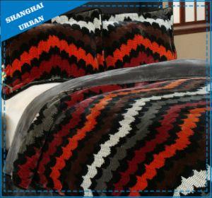 Color Twist Design Duvet Cover Cotton Bedding pictures & photos